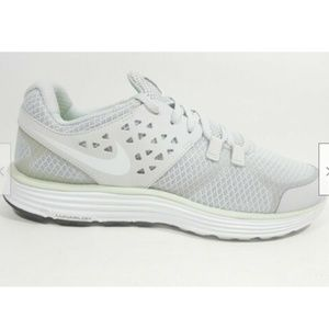 Nike Lunarswift + 3 Running Platinum Men's Shoes